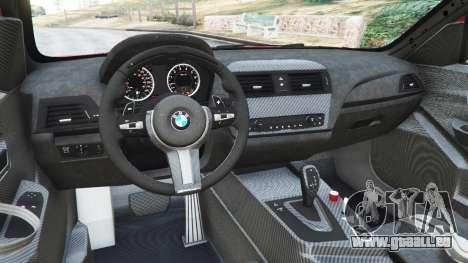 GTA 5 BMW M235i (F22) 2014 hinten rechts