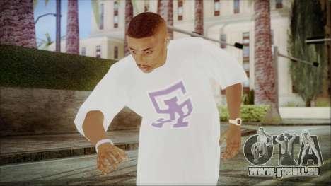 GTA 5 Ballas 1 pour GTA San Andreas