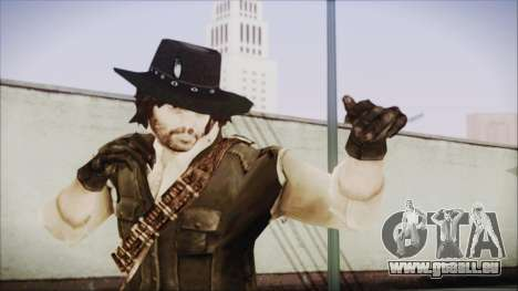 John Marston from Red Dead Redemtion für GTA San Andreas