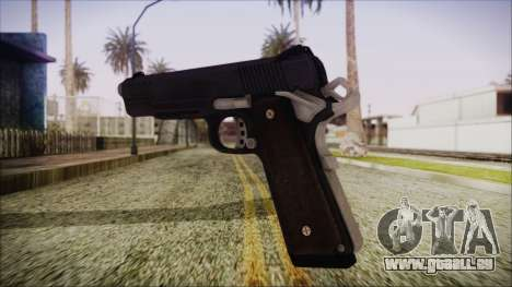 PayDay 2 Crosskill für GTA San Andreas dritten Screenshot