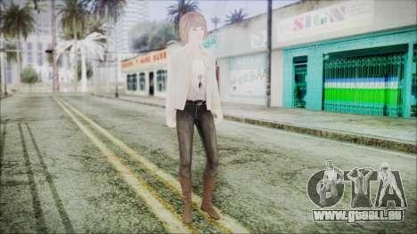 Life Is Strange Episode 5-2 Max pour GTA San Andreas deuxième écran