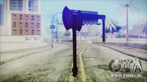 Ax Bass HD from Adventure Time für GTA San Andreas zweiten Screenshot