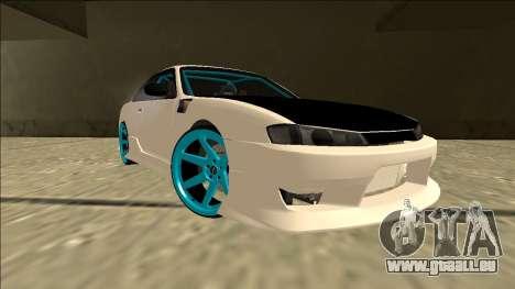 Nissan Silvia S14 Drift für GTA San Andreas Seitenansicht