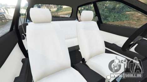 GTA 5 Toyota Corolla 1.6 XEI v1.02 droite vue latérale