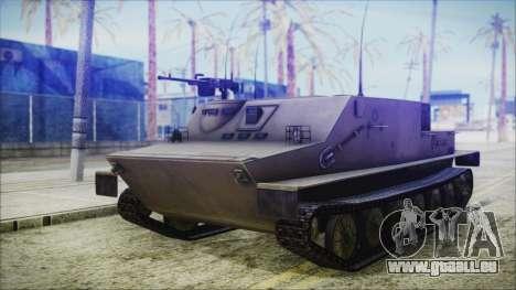 BTR-50 pour GTA San Andreas