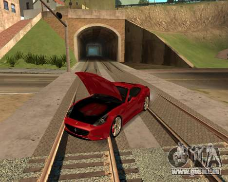 Car Accessories Script v1.1 für GTA San Andreas zweiten Screenshot