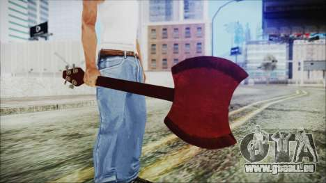 Ax Bass HD from Adventure Time pour GTA San Andreas