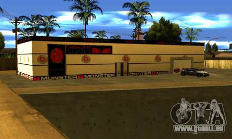 Monster Beats Studio by 7 Pack für GTA San Andreas zweiten Screenshot