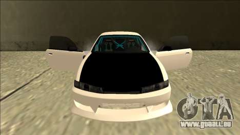 Nissan Silvia S14 Drift für GTA San Andreas Motor
