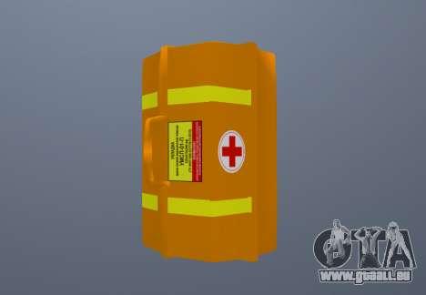 Erste-Hilfe-Kit für GTA San Andreas zweiten Screenshot