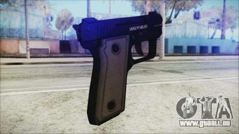 GTA 5 SNS Pistol v3 - Misterix Weapons pour GTA San Andreas deuxième écran