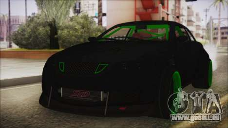 GTA 5 Sentinel RS pour GTA San Andreas