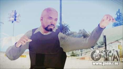 GTA 5 Ammu-Nation Seller 3 pour GTA San Andreas