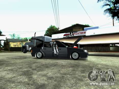 2114 für GTA San Andreas Rückansicht