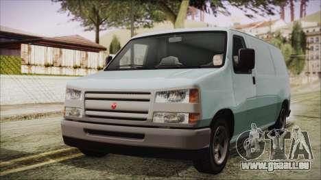 GTA 5 Bravado Rumpo pour GTA San Andreas