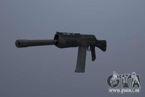 Saiga-12 für GTA San Andreas zweiten Screenshot