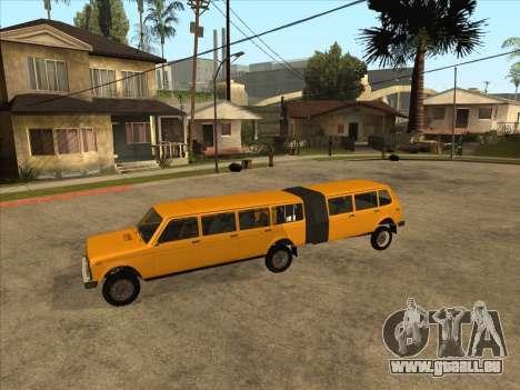 VAZ 2131 Hyper pour GTA San Andreas vue de droite