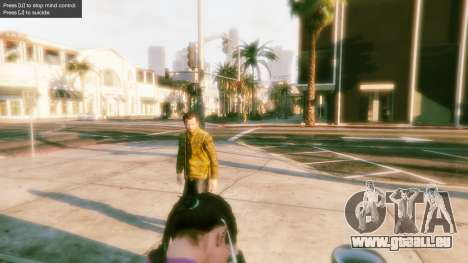 The Force Unleashed pour GTA 5
