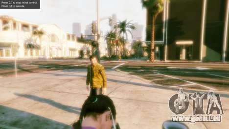 GTA 5 The Force Unleashed troisième capture d'écran