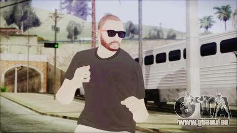 GTA Online Skin 4 pour GTA San Andreas