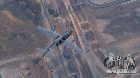GTA 5 Embraer A-29B Super Tucano House septième capture d'écran