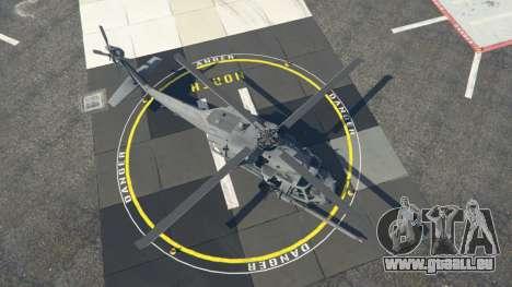 GTA 5 Sikorsky HH-60G Pave Hawk vierten Screenshot