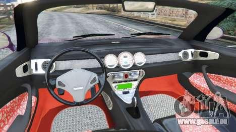 Daewoo Joyster Concept 1997 v1.3 für GTA 5