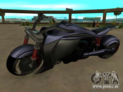 Krol Taurus concept HD ADOM v2.0 pour GTA San Andreas