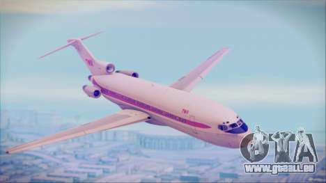 Boeing 727-200 Trans World Airlines für GTA San Andreas