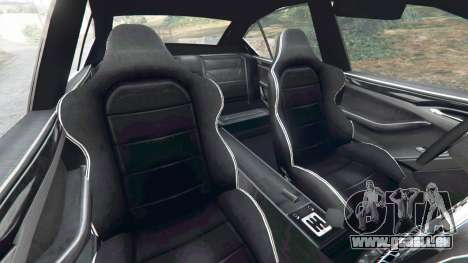 Skoda Octavia VRS 2014 [hatchback] pour GTA 5
