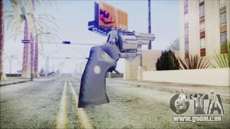 Snub Nose für GTA San Andreas zweiten Screenshot