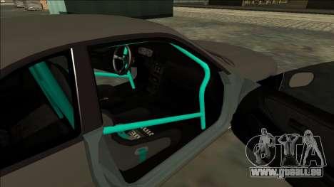 Nissan Skyline R33 Drift für GTA San Andreas Rückansicht
