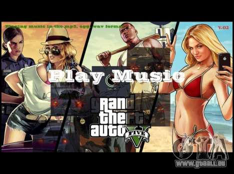 Play Music pour GTA San Andreas