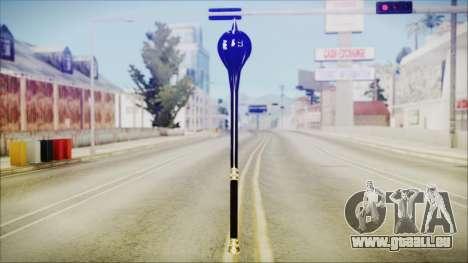 Bulat Steel Mace für GTA San Andreas zweiten Screenshot