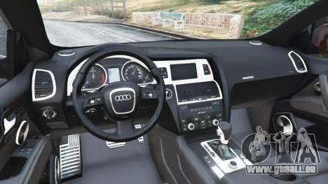 Audi Q7 2010 für GTA 5