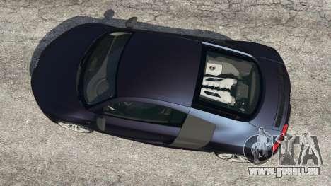 Audi R8 Quattro für GTA 5