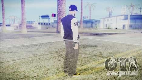 GTA Online Skin 57 pour GTA San Andreas troisième écran