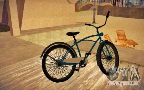 GTA V Cruiser Bike für GTA San Andreas linke Ansicht