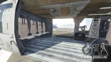 GTA 5 Sikorsky HH-60G Pave Hawk sechster Screenshot