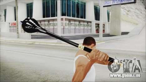 Bulat Steel Mace für GTA San Andreas