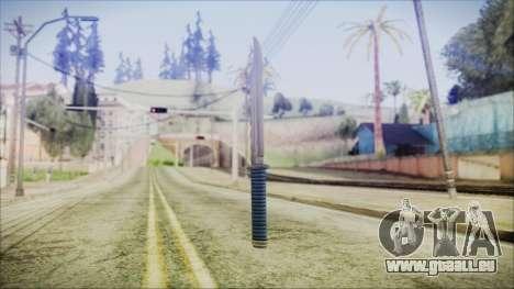 GTA 5 Knife v2 - Misterix 4 Weapons für GTA San Andreas zweiten Screenshot