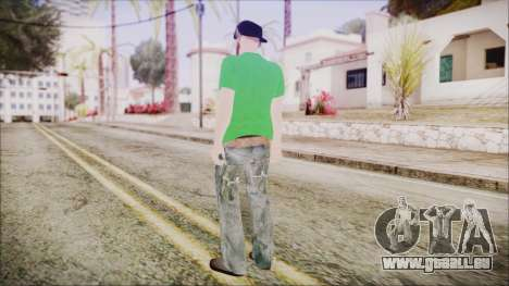 GTA Online Skin 16 für GTA San Andreas dritten Screenshot