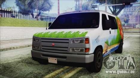 GTA 5 Bravado Paradise Lumberjack Artwork für GTA San Andreas