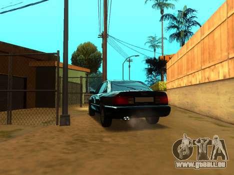 Audi 100 C4 1994 für GTA San Andreas rechten Ansicht