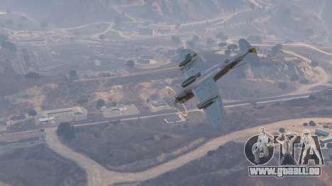 P-47D Thunderbolt für GTA 5