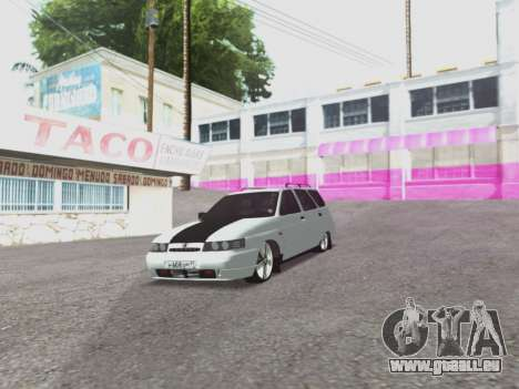 VAZ 2111 Tuning pour GTA San Andreas