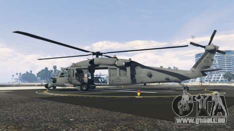 GTA 5 Sikorsky HH-60G Pave Hawk zweite Screenshot