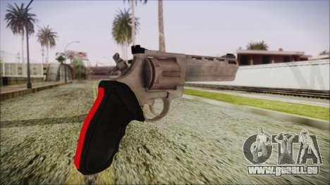 PayDay 2 Bronco .44 für GTA San Andreas zweiten Screenshot