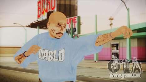 GTA 5 LS Vagos 3 für GTA San Andreas