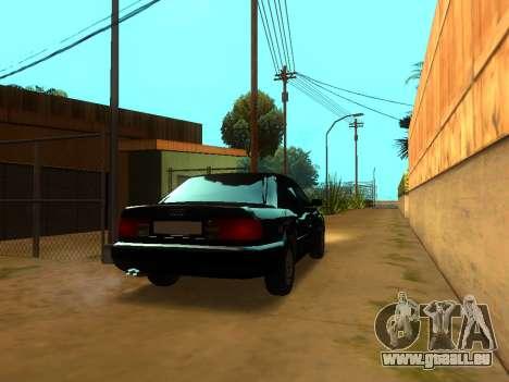 Audi 100 C4 1994 für GTA San Andreas zurück linke Ansicht